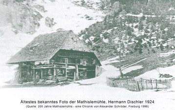 Mathisle historisch