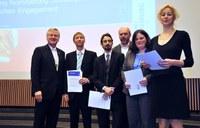 Universitätslehrpreis für Dr. Philipp Späth
