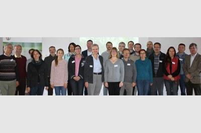 Experten diskutieren die Zukunft des Rheins (02.11.2017)
