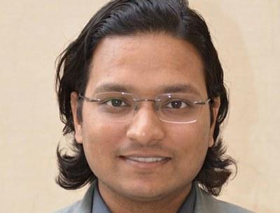 Dr. Amar Agarwal ist neuer Forschungsstipendiat der Alexander von Humboldt-Stiftung (24.02.2018)