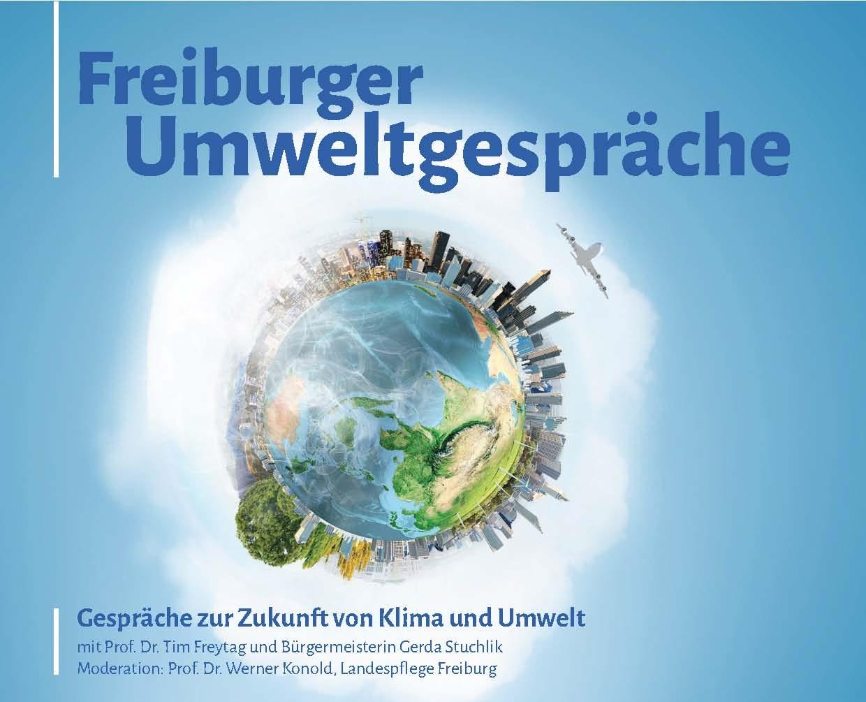 Freiburger Umweltgespräche am 03.05.2018