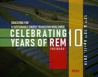 Celebrating 10 years of REM on April 12