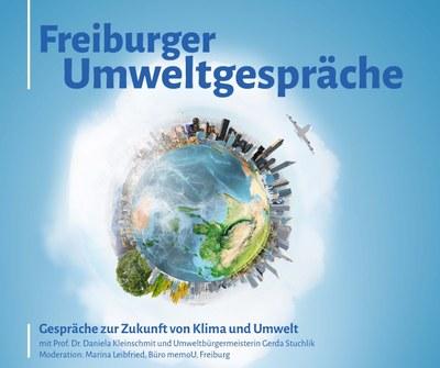 Freiburger Umweltgespräche am 20.02.2019
