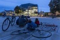 Was junge Leute zu später Stunde in Freiburg unternehmen (17.06.2019)