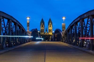 Wenn junge Leute nachts in Freiburg unterwegs sind (08.05.2019)